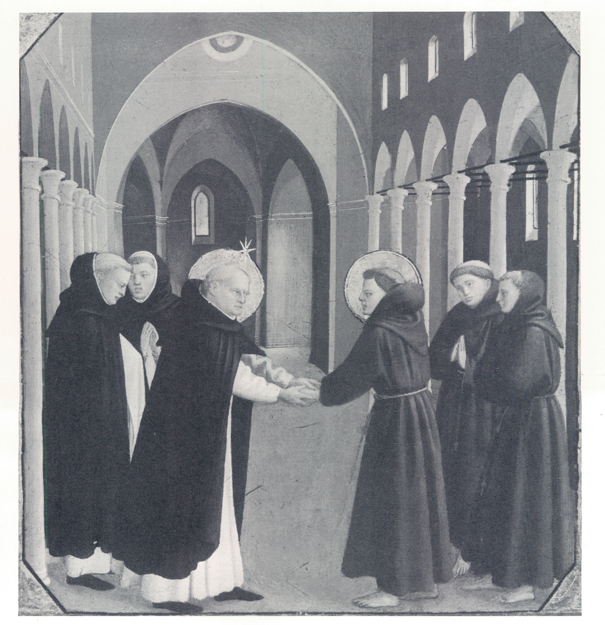 St.Dominic & St.Francis Meeting