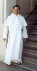 dominican habit monk